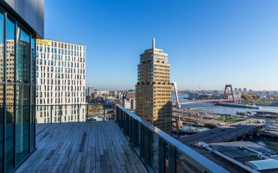 Ocean Network Express huurt in Blaak16, Rotterdam