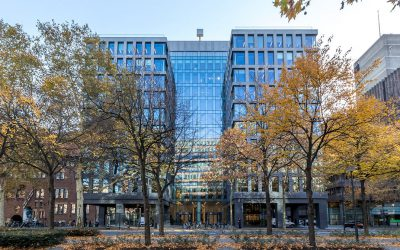 Cairn Real Estate concludes lease agreement for Blaak16 in Rotterdam