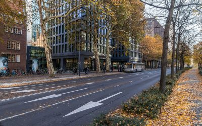 Blue Horizon investors acquires Blaak16 in Rotterdam